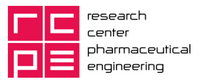 Logo rcpe research center pharmaceutical engineering
