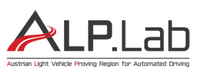 Logo ALP.Lab Austrian Light Vehicle Proving Region for Automated Driving