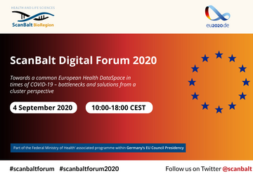 The Forum is a discussion framework on digital solutions for the European Common Health DataSpace in times of COVID-19